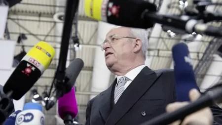 Kein Prozess gegen Ex-VW-Chef Winterkorn wegen Marktmanipulation