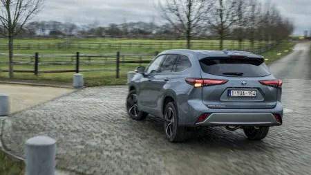 Fahrbericht Toyota Highlander Hybrid: Großes Hybrid-SUV mit Platz für 7 Personen