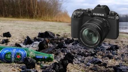 Fujifilm X-S10 im Test: Spiegellose Mittelklassekamera mit gehobener Ausstattung
