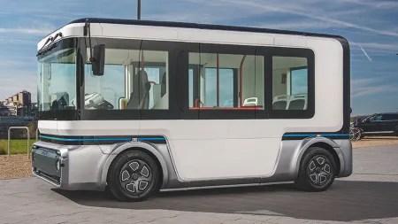 Elektro-Kleinbus: People Mover von e.Go Moove bekommt Straßenzulassung