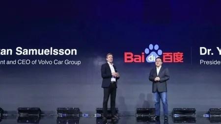 Geely und Volvo wollen kooperieren statt, wie geplant, zu fusionieren