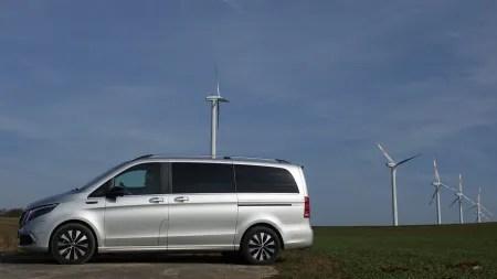 Test Mercedes-Benz EQV: Ist der Elektro-Kleinbus für Reisen geeignet?