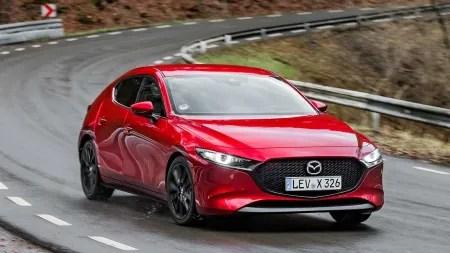 Mazda e-Skyactiv X: Update für Benziner mit Kompressionszündung