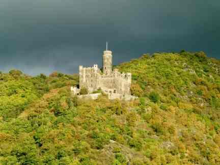 Burg Maus