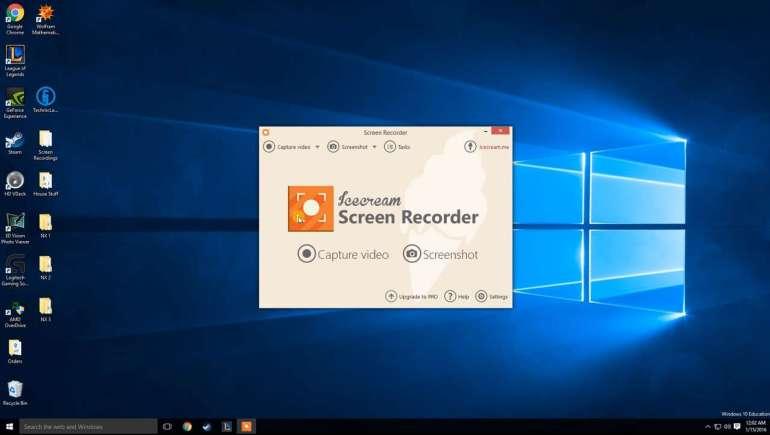 Aplikasi Perekam Layar PC