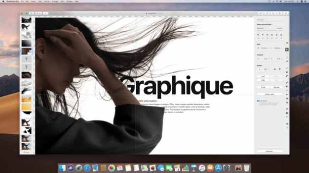 software editing foto