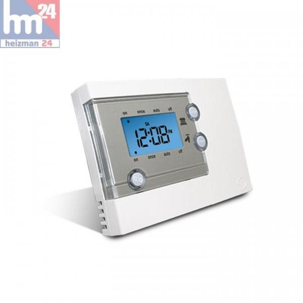 Salus EP101 Einkanal Zeitschaltuhr digital potentialfrei | Heizman24 - Handel für Haus- und Gebäudetechnik