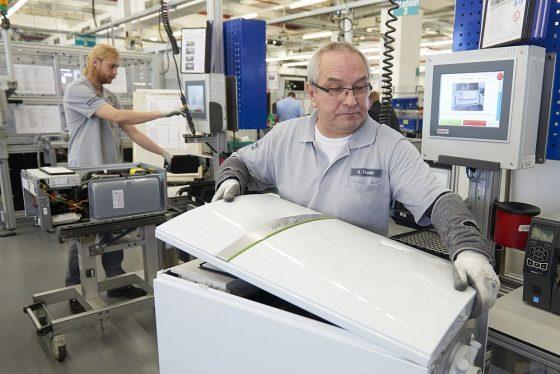 Eine Million EcoTEC Brennwertgeräte hat Vaillant seit 2011 in Remscheid hergestellt. (Foto Vaillant Group)