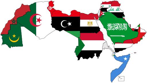 عدد الدول العربية