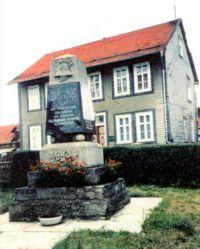 Kriegerdenkmal (1. und 2. Weltkrieg)