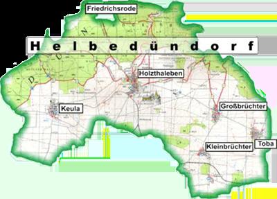 Gemeinde Helbedündorf am Helbetal