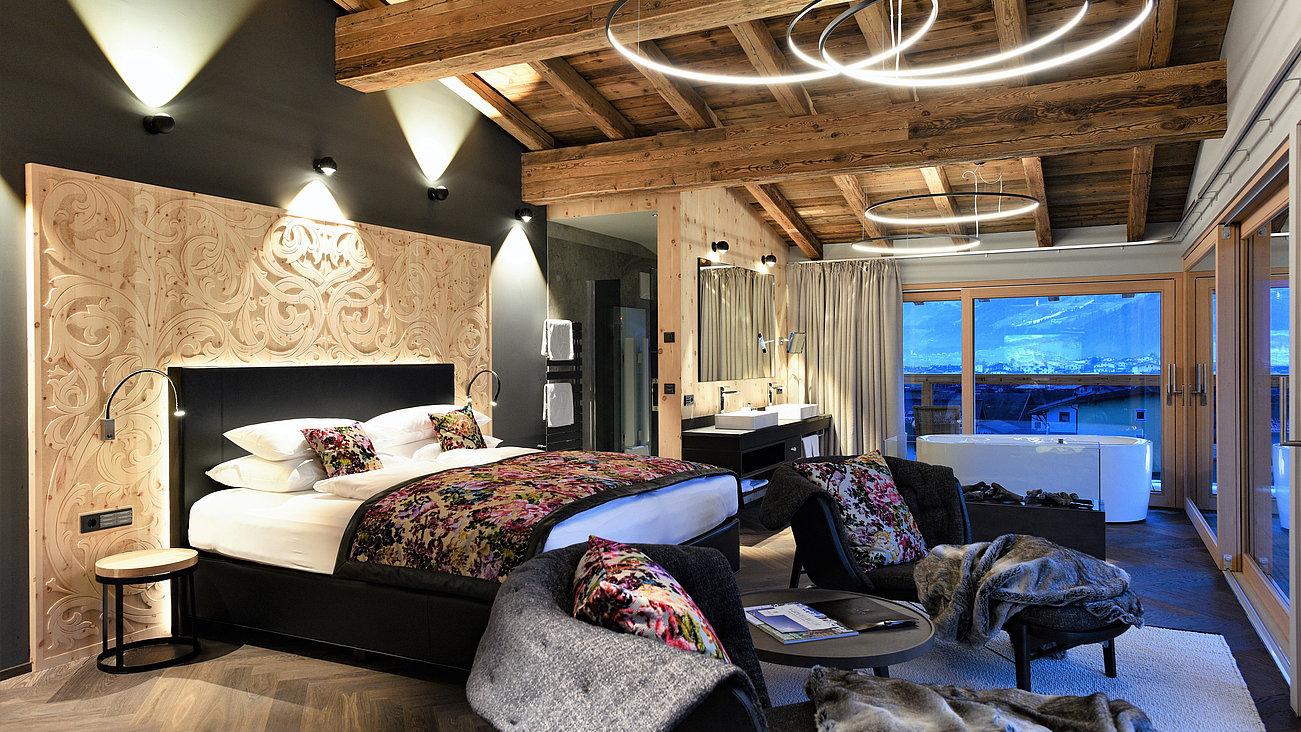 Your 4 Stars Superior Hotel In Zillertal Sport Und