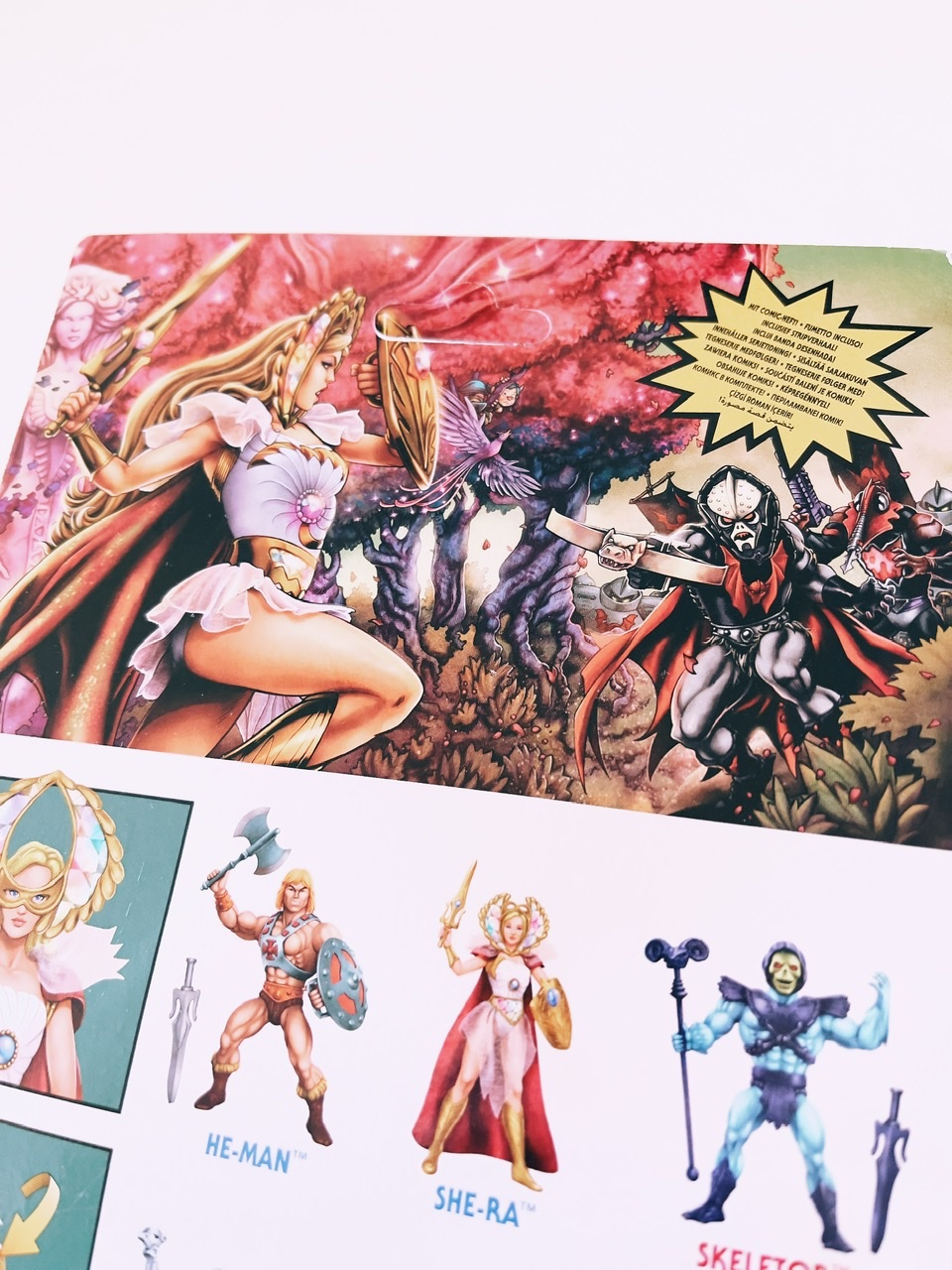 She-Ra in der Masters of the Universe Origins-Version