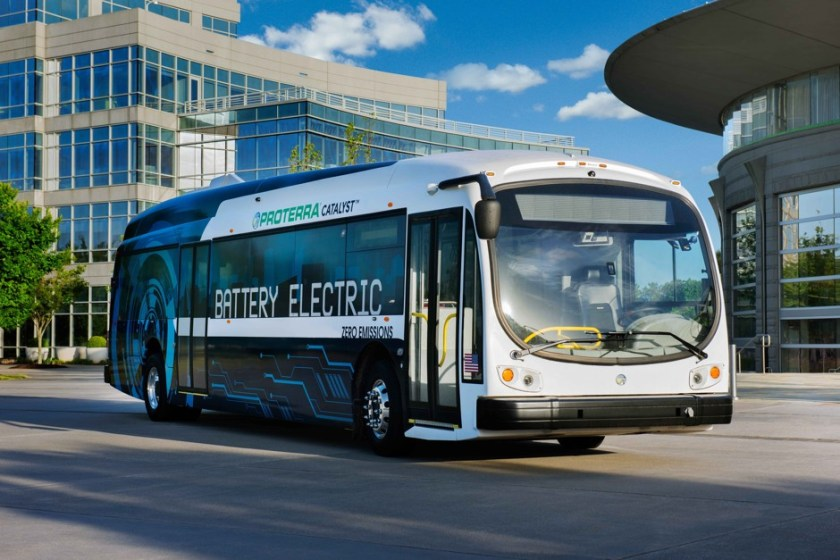 Otonom otobüs