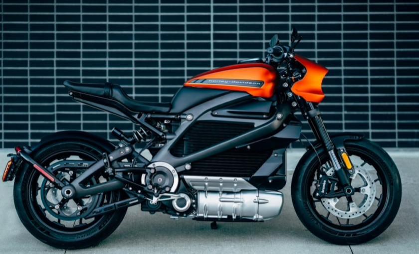 Harley Davidson Elektrikli Motorsikler