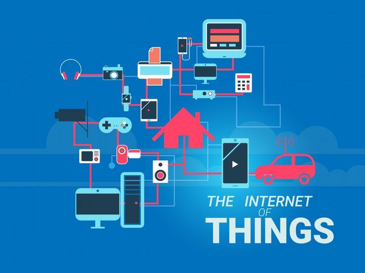Nesnelerin interneti bileşenleri