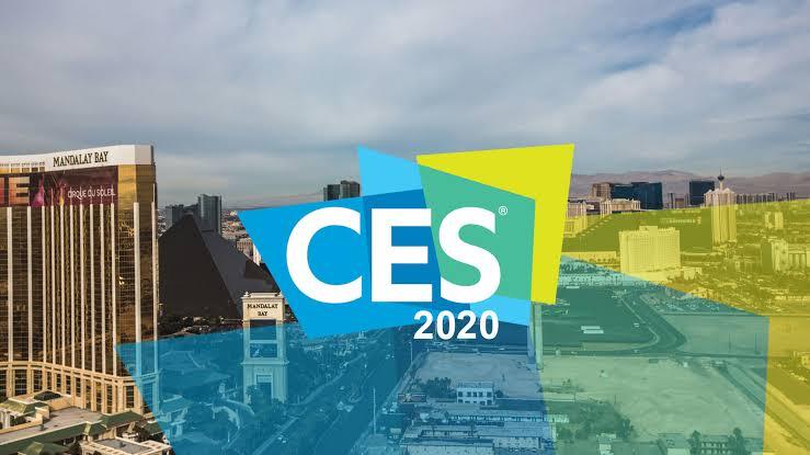 CES 2020 teknoloji fuarı