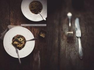 pasta med grönkål