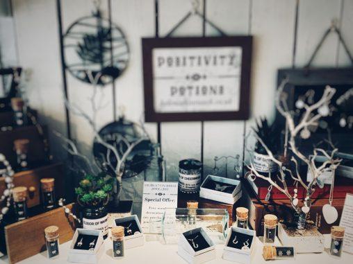Positivity Potions