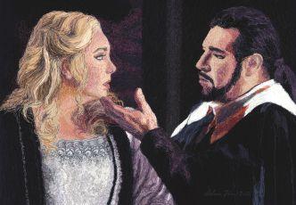 Don Giovanni, 2012, 41 x 58 cm, vapaa