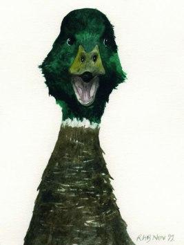 'Reverend Duck'