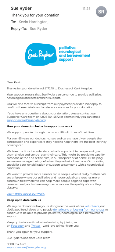 Sue-Ryder-20190506-113052 donation confirmation