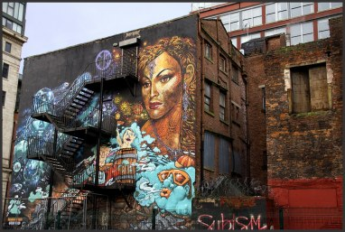 Wall Art in Manchester