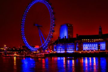 London Eye ©HelenBushe