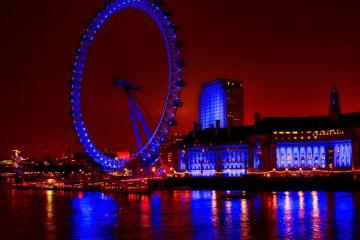 London Eye ©HelenBushe