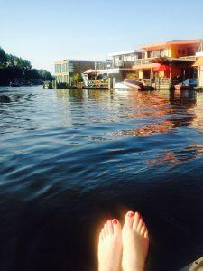 Un coin de paradis au bord de l'eau