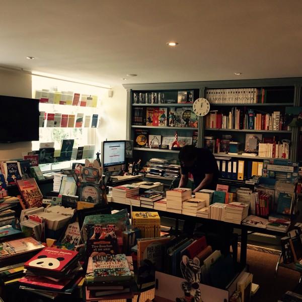 La librairie française