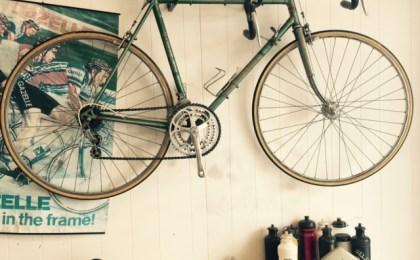 Willem's vintage bikes