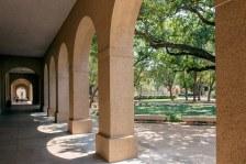 The Quad at LSU