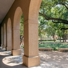 The Quad at LSU