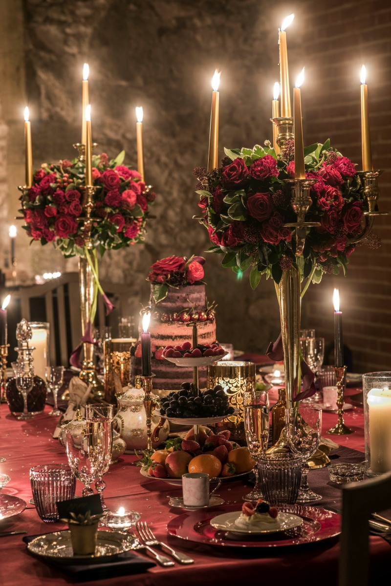 Alternatives to the traditional wedding breakfast Helen Eriksen Wedding and Event Design