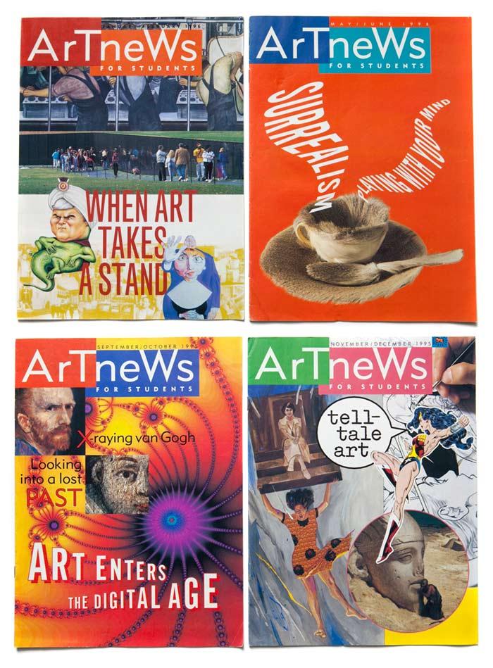 《藝術新聞》雜誌被俄羅斯個人投資者收購 - 扎誌 - udn部落格