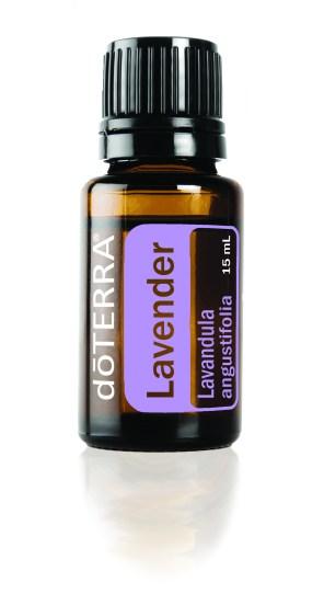Lavendel olje