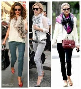 A Little Extra, The Big Difference: Stylish and Versatile Summer Scarves