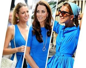 Flirty, Elegant or Bohemian--Different Styles of Blue Dresses