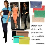 Matching Is Chic–Inspired by Victoria Beckham