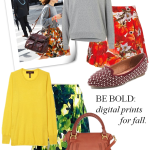 Kaleidoscope: Transform Summer Printed Pieces into Fall–Part 2