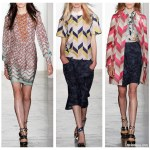 Fresh From The Runway: Embracing Chevron