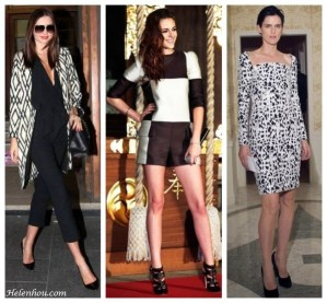 Modernize The Iconic Black And White