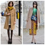 Eight Ways to Wear Your Camel Coat (Part II: For 20s and 30s)
