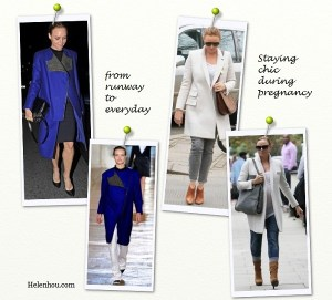 Bold Winter Coats--Style Lessons From Stella McCartney (Part I)
