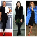 Transform Your Winter Black Into Spring Statement