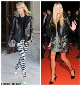 Leather Jacket Styles: Bold and Graceful