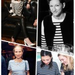 Monochrome Chic: Dress Up You Striped Shirts