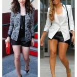 Summer Shorts: Edgy Leather & Sexy Pump (Part V)