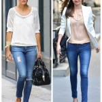 Skinny Jeans: Dress Up & Down